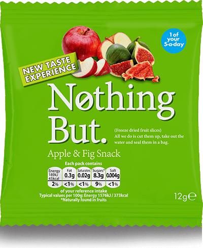 Apple & Fig Snack