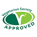 The Vegetarian Society approved